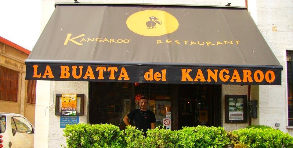 ristorante etnico australiano