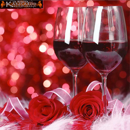 Romantico san valentino alla buatta